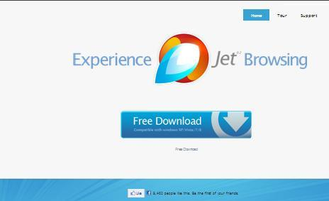 website jetbrowser.com