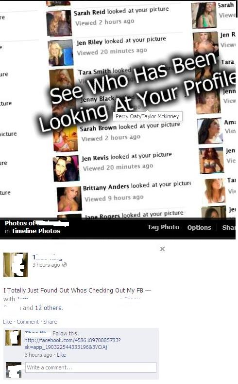 Facebook See Whos Viewed Your Profile