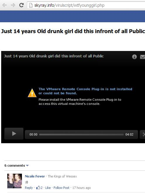 WTF..Just 14 years Old drunk girl did this infront of all Public