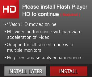 Malicious Advertisement: Adobe Flash Player HD