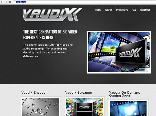 www.vaudix.com website and Plugin