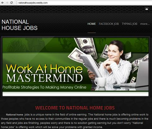 Website nationalhousejobs. weebly.com