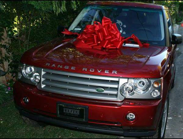 "Facebook Scam - ""Claim Your Range Rover Today (Limted Time Only)"""