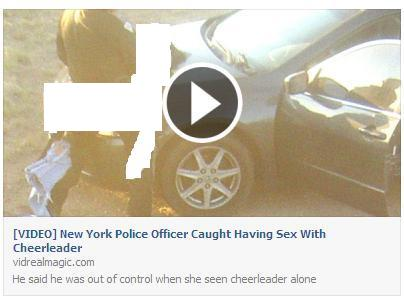 "... Scam: ""New York Police Officer Caught Having Sex with Cheerleader: onlinethreatalerts.com/article/2014/2/10/new-york-police-officer..."
