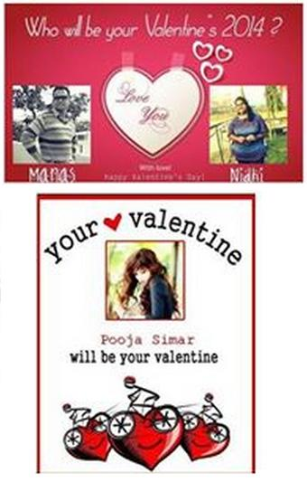 The 'Find Who will be Your Valentine in 2014' Facebook Scam