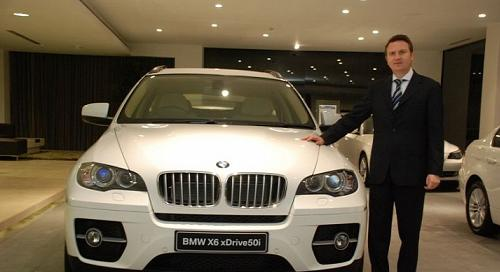 Kevin M.James Manager of BMW Marketing Manager Group Facebook Scam