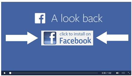The Facebook Look Back Video Malicious Post