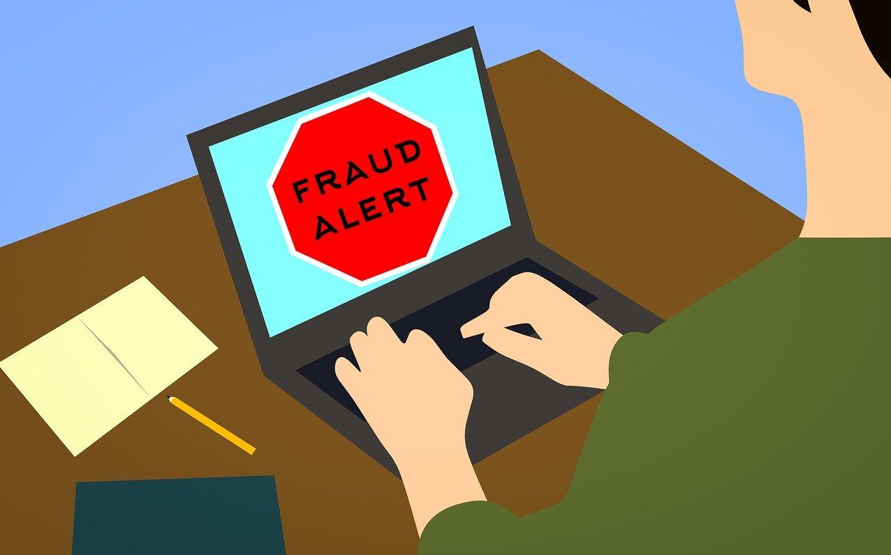 Fraudulent Email - The Federal Bureau of Investigation - FBI Agent John Edward