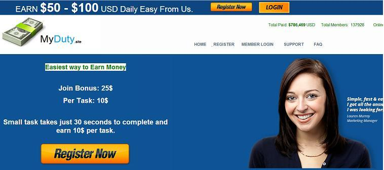 Disability Work From Home Program