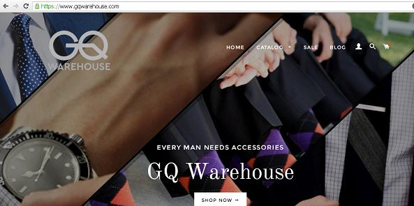 www.gqwarehouse.com