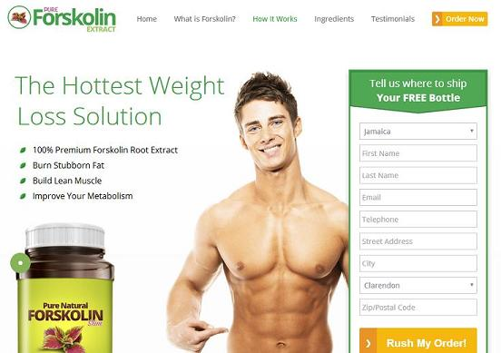Forskolin - www.gateway-sec-checkout.com