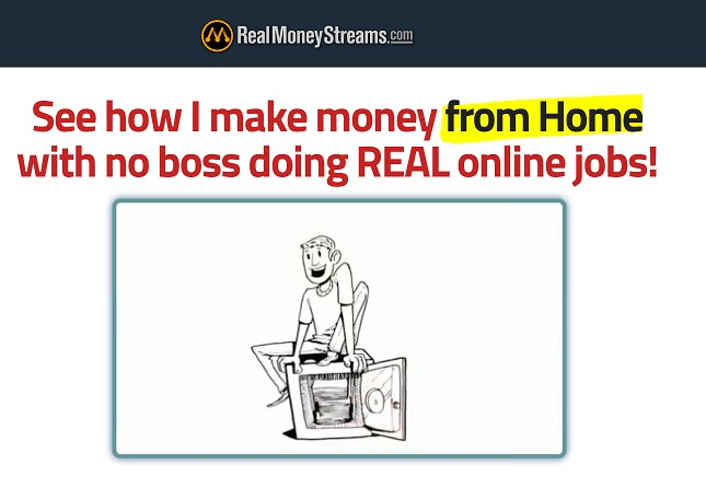 RealMoneyStreams Website at www.realmoneystreams.com