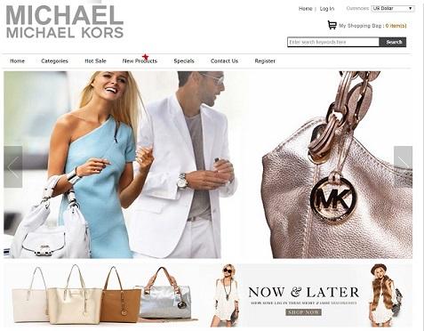 a9700561a651f Beware of michaelkorsonlinestore.com - it is a Fake Michael Kors ...