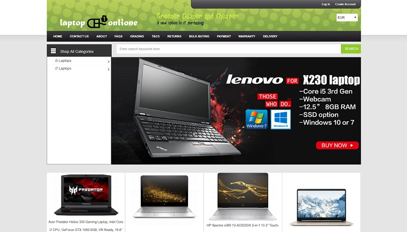 Laptop Store - ddecoratelife.com