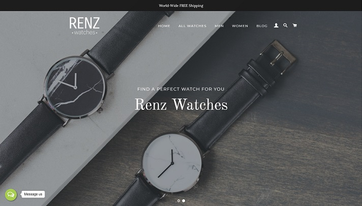 www.renzwatches.com - Renz Watches