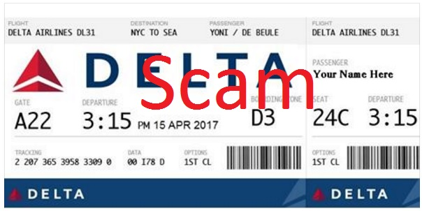 Delta Airlines is Giving 2 Free Tickets to Celebrate 85th Anniversary Survey Scam
