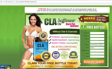 CLA Safflower Oil premium-forskolin-extract.com