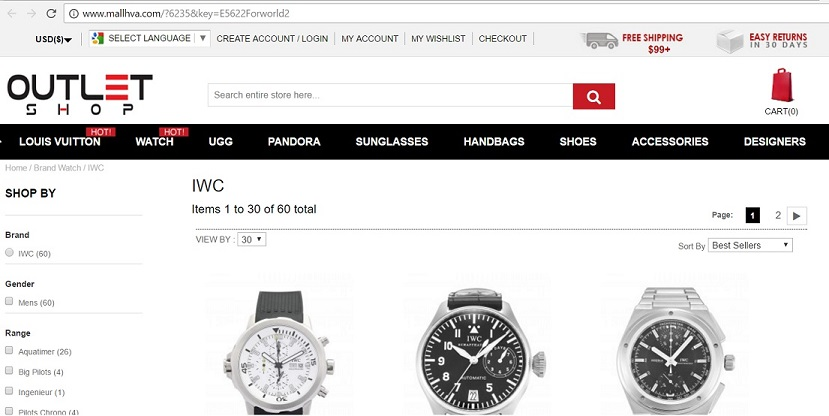 To-You Watches at mallhva.com