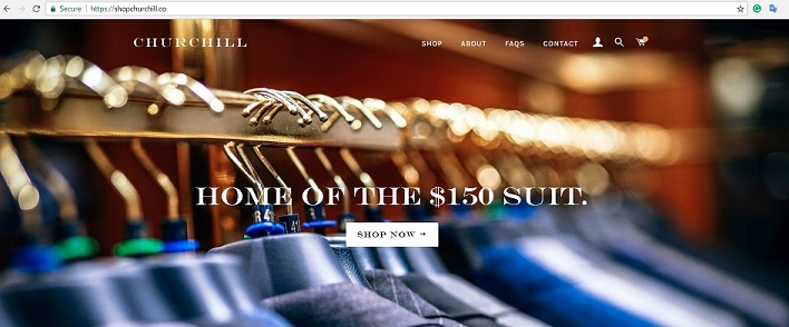 www.shopchurchill.co - Shop Churchill