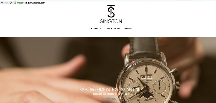 www.singtonwatches.com - SingTon