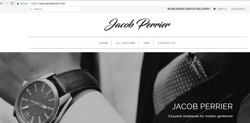 www.jacobperrier.com - Jacob Perrier