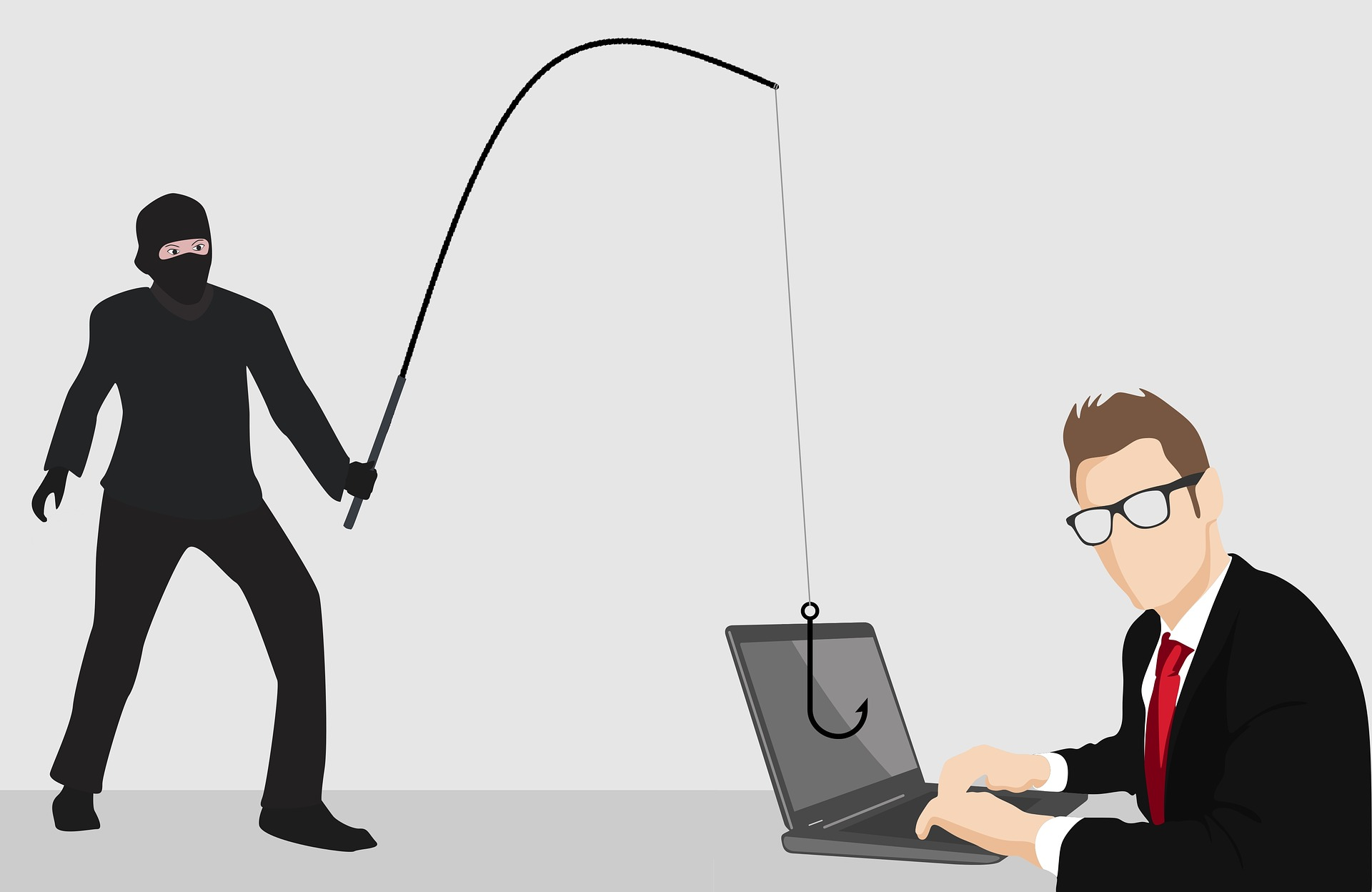 Email Running Very Low of Data Volume Phishing Scam