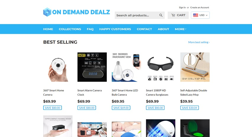 www.ondemanddealz.com - On Demand Dealz