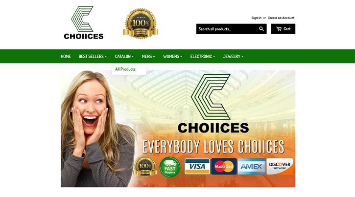 www.choiices.com - Choiices