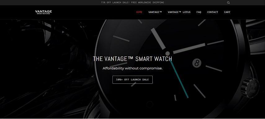 www.vantagesmartwatches.com - Vantage Smart Watches