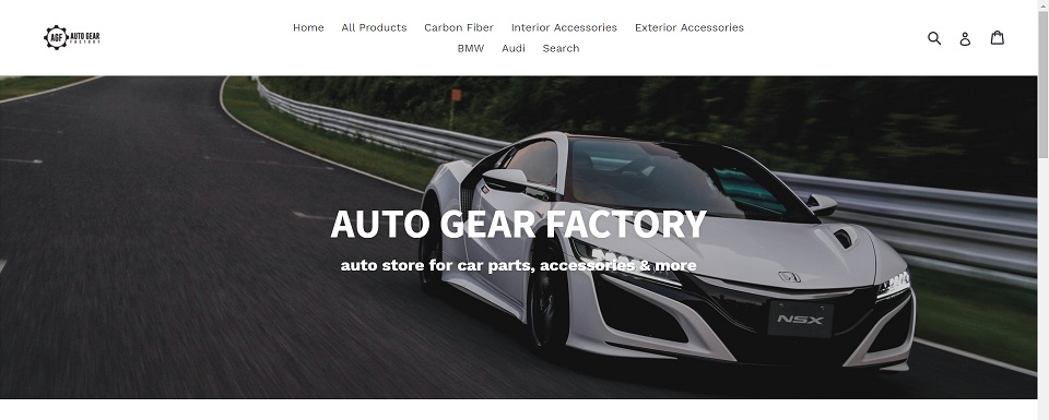 www.autogearfactory.com - Auto Gear Factory