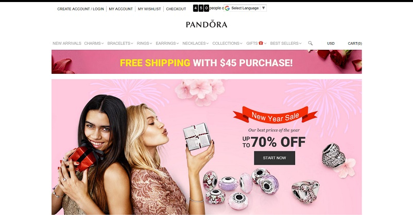 www.pandsells.com - Fashion Online Shopping Mall