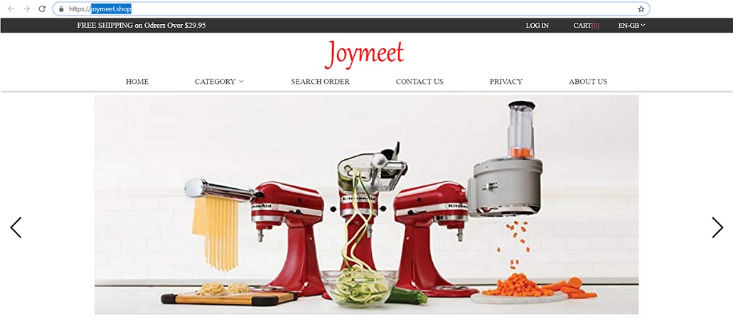 joymeet.shop - KitchenAid Online Store