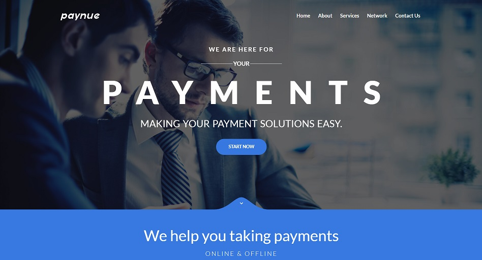 Paynue  at www.paynue.com