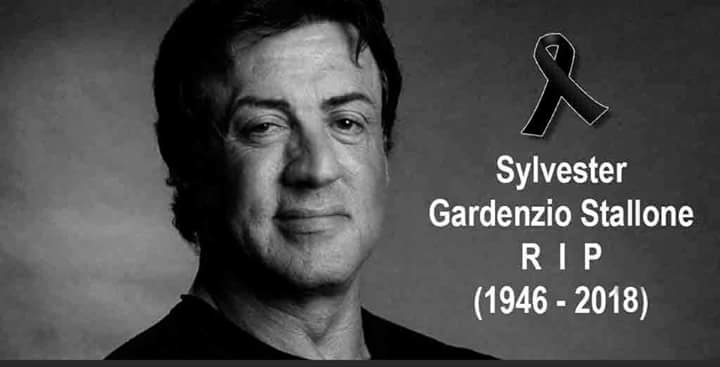 Trolls Wrongly Claim On Social Media That Sylvester ... |Sylvester Stallone Car Crash