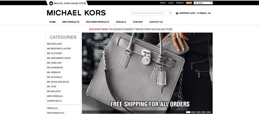 eb12a2785f1c5 Beware of mkorsim.com - it is a Fake Michael Kors Online Store