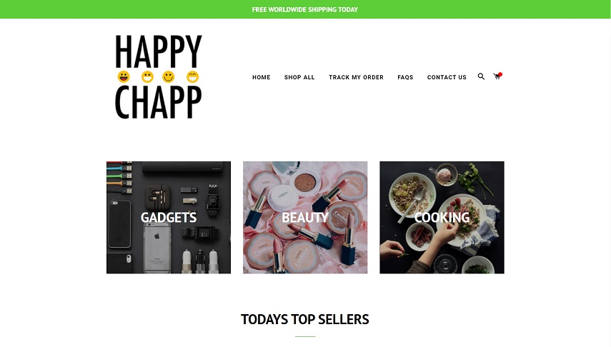 Happy Chapp Official at happychappofficial.com