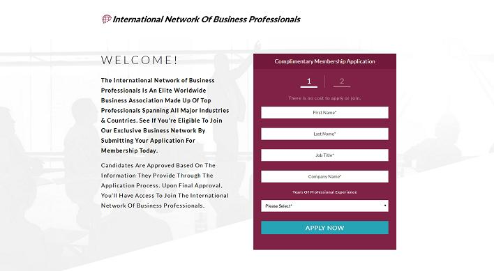 "The Fake ""International Society of Business Leaders"" Website"