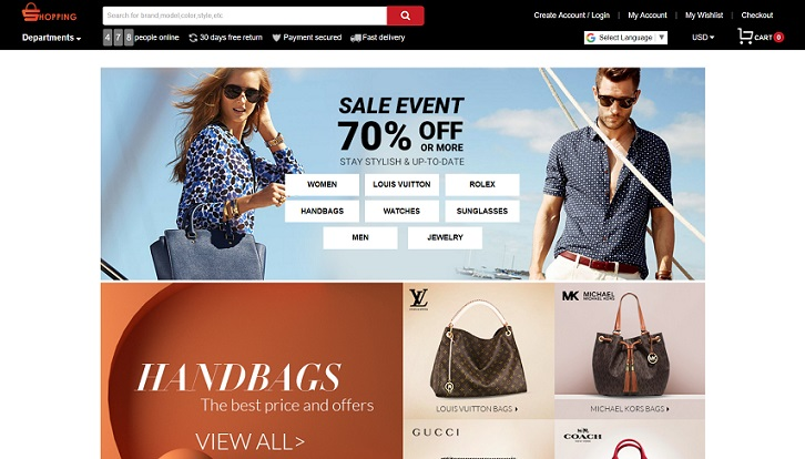 www.mainstops.com - Main Stops - Shopping Departments