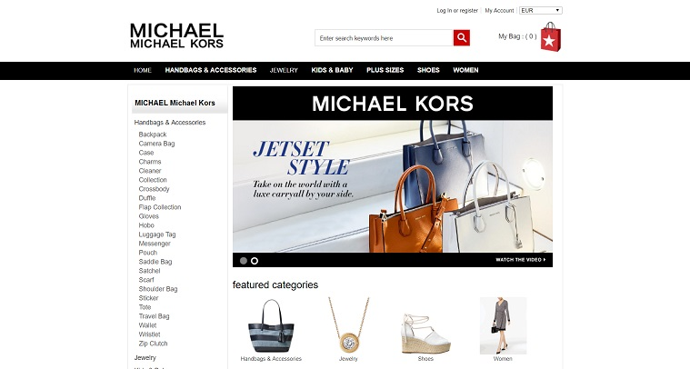 abdd4f34e1678 Beware of mkeurs.online - it is a Fake Michael Kors Online Store