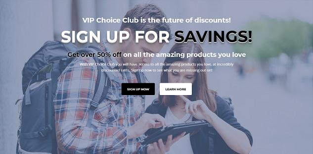 vipchoice.club (VIP Choice Club)