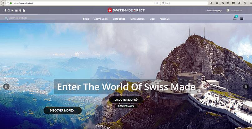 Swiss Made Direct at swissmade.direct