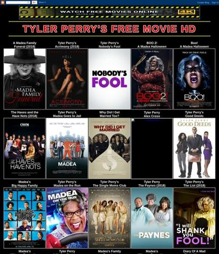 freeiz.com - Tyler Perry's Free Movies HD