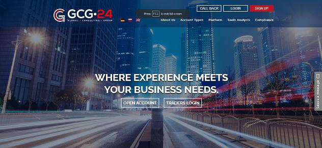 GCG 24 | Global Consulting Group - www.gcg24.com