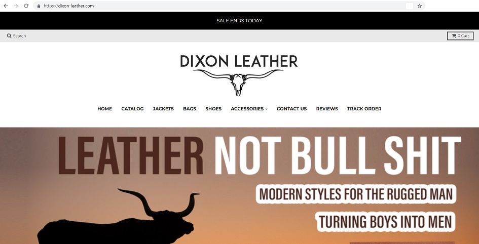 Dixon Leather at dixon-leather.com