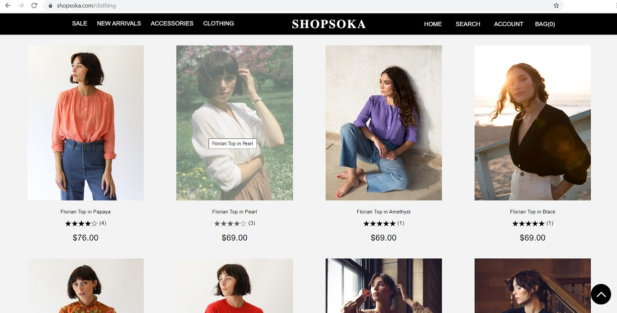 Shopsoka at shopsoka.com