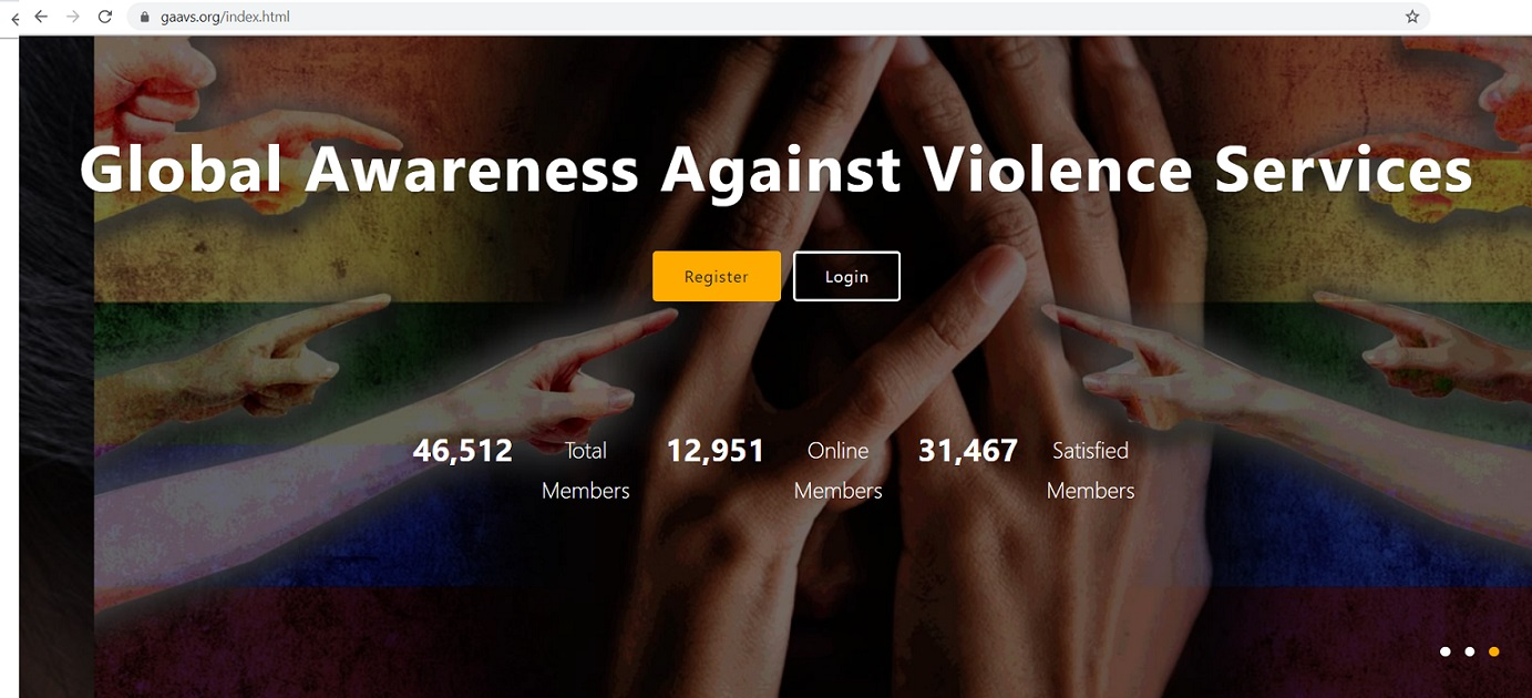 Gaavs - Global Awareness Against Violence Services - www.gaavs.org