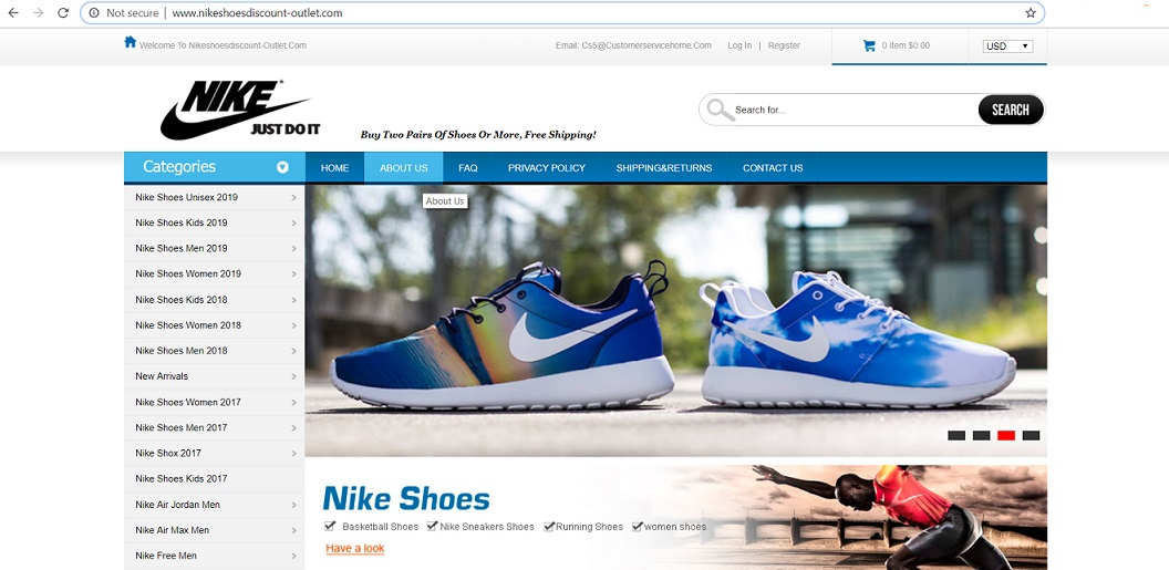 nikeshoesdiscount-outlet.com
