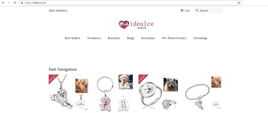 idealce.com located at idealce.com