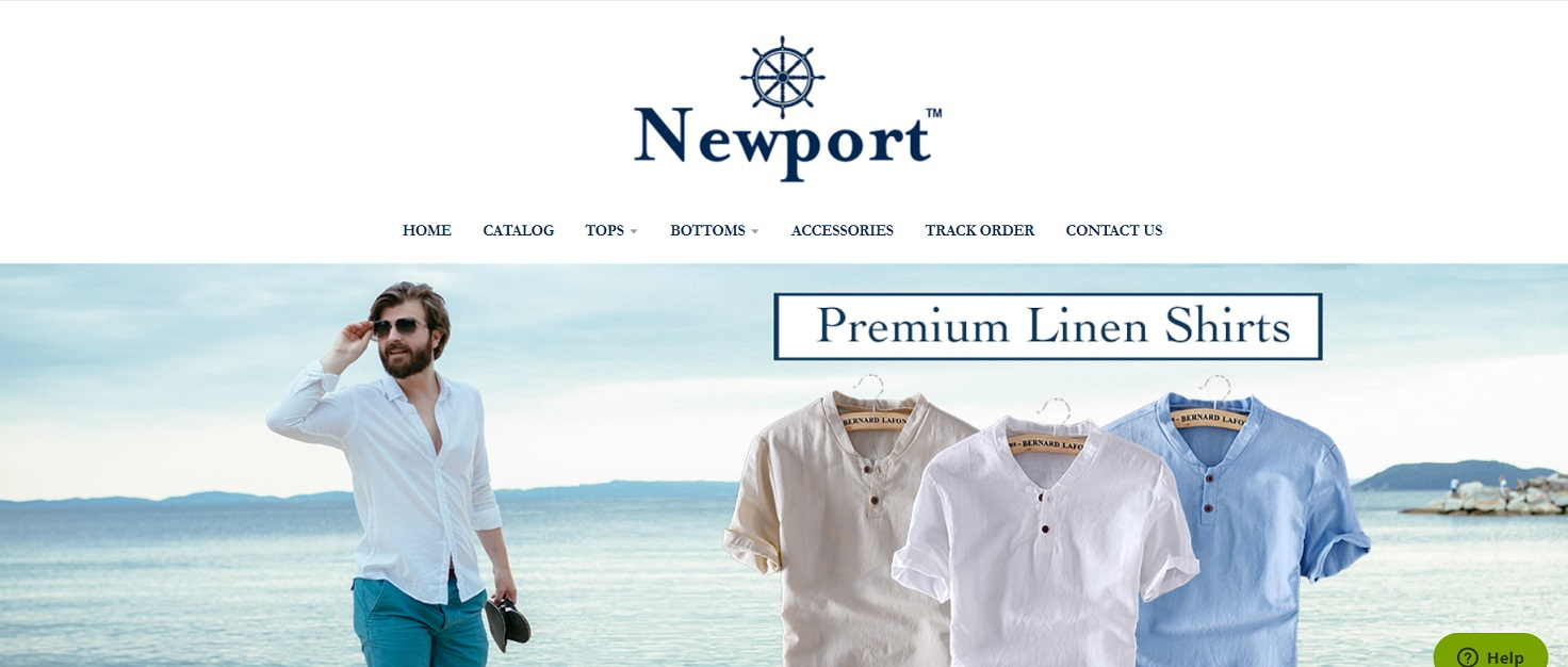 Newport Apparel -  shop-newport.com