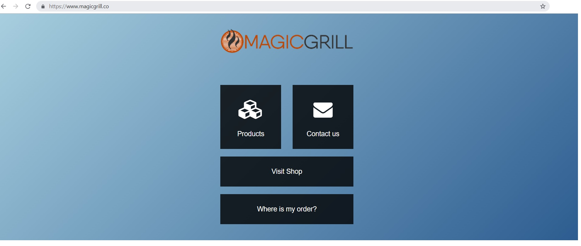 magicgrill.co